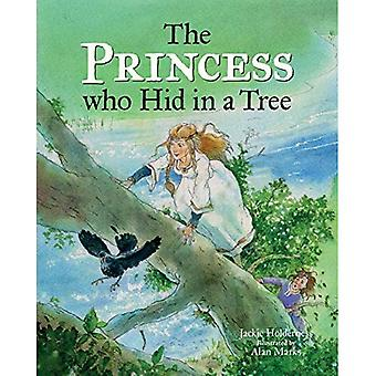 Princess who Hid in a Tree: An Anglo-Saxon Story