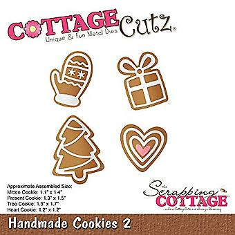CottageCutz Handmade Cookies 2 (CC-518)
