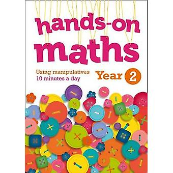 Year 2 Hands-on maths - Using manipulatives 10 minutes a day (Hands-on