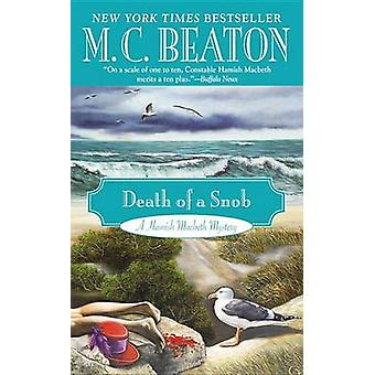 Death of a Snob by M C Beaton - 9780446573528 Book