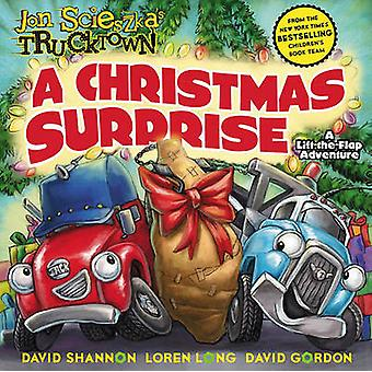 A Christmas Surprise - A Lift-The-Flap Adventure by Tom Mason - Dan Da
