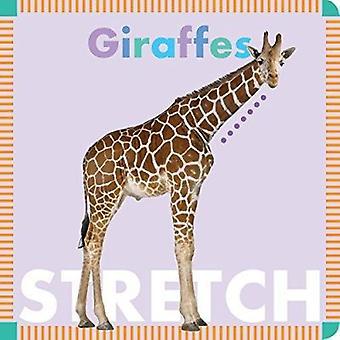 Giraffes Stretch by Rebecca Glaser - 9781681520698 Book