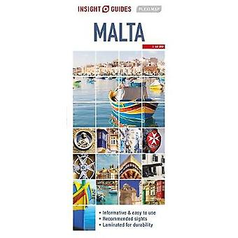 Insight Flexi Map Malta by Insight Guides - 9781786719218 Book