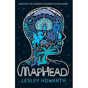 Maphead by Lesley Howarth - 9781846471209 Book