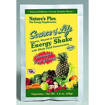 Natures Plus SOURCE OF LIFE ENERGY SHAKE 8 PK
