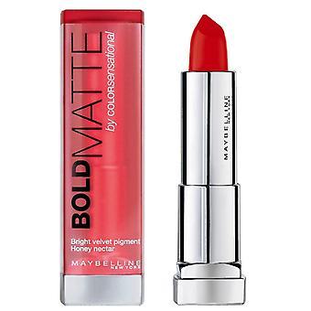 Maybelline Color Sensational Bold Matte Lipstick