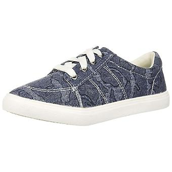 Kids The Children's Place Girls THE CHILDRENS PLACE Canvas Low Top Lace Up Fa...