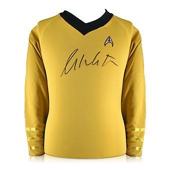 William Shatner undertecknat Star Trek Jersey