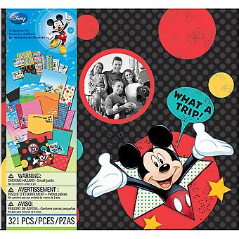 Disney Vacation Scrapbook Kit 12