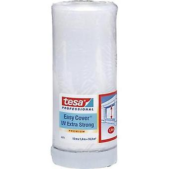 (L x W) 14 m x 550 mm Transparent Polyethylene foil 04373-0-1 TESA