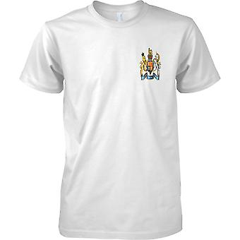 Warrant Officer Badge - RAF Royal Air Force T-Shirt kleur