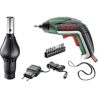 Bosch Home and Garden IXO V BBQ Cordless screwdriver 3.6 V 1.5 Ah Li-ion incl. rechargeables, incl. fan head