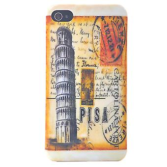 IPhone cover 4/4S-Pisa (leaning tower)