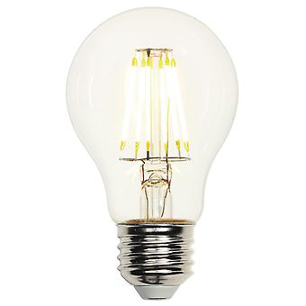 LED lamp 7.5 Watt E27 Filament A60 dimmable warm white