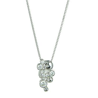 ESPRIT women's chain necklace silver ESNL92993A420