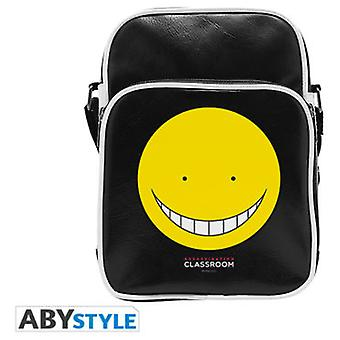 Abysse Assassination Classroom Messenger Bag Koro Vinyl Small Size