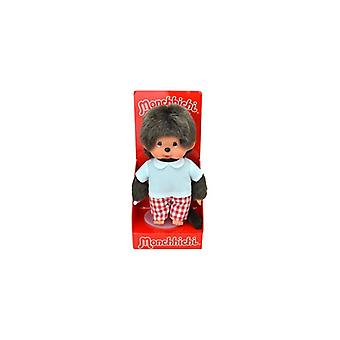 Monchhichi Red Checker Boy 20 cm