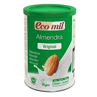 Ecomil breakfast Almond powder 400g Bio