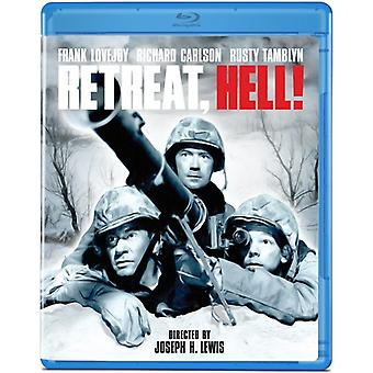 Retreat Hell! (1952) [BLU-RAY] USA import