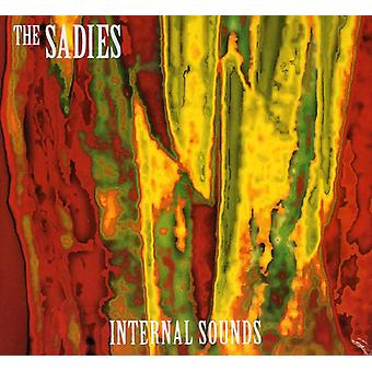 Sadies - interne lyde [CD] USA importerer
