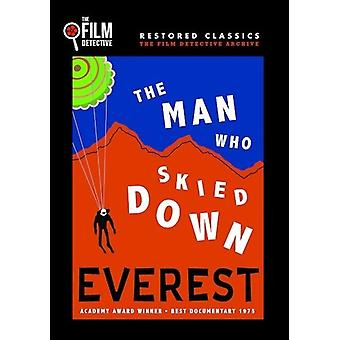 Man Who Skied Down Everest [DVD] USA import