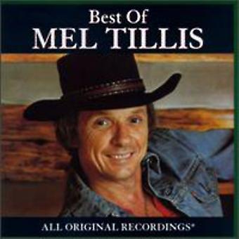 Mel Tillis - Best of Mel Tillis [CD] USA import