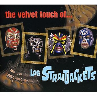 Los Straitjackets - Velvet Touch of Los Straitjack [CD] USA import