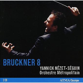 A. Bruckner - Bruckner 8 [CD] USA import