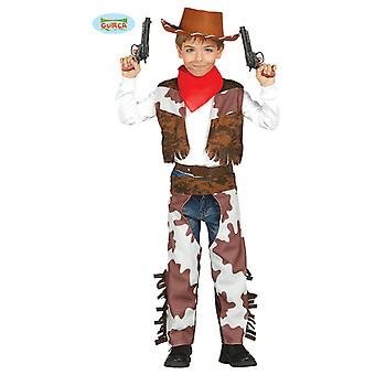 Cowboy costume cowboy costume kids of Wild West Rodeo