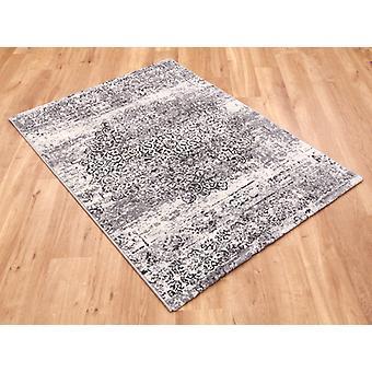Galleria 63375 9676 rettangolo grigio tappeti tappeti moderni