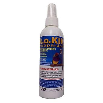 Kiki Insecticide Antiparasitaire pour Oiseaux