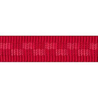 Tuff-Lock Kragen große rote Checker