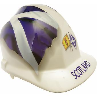 Scotland Themed Hard Hat