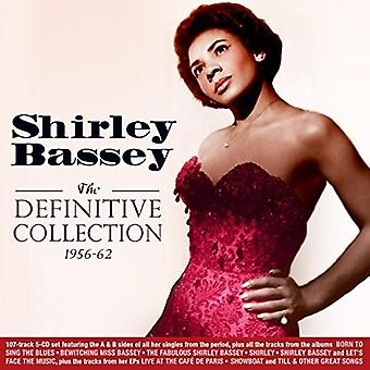 Shirley Bassey - Bassey Shirley-Definitive Collection [CD] USA import