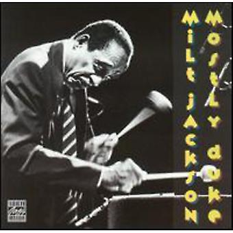 Milt Jackson - Mostly Duke [CD] USA import