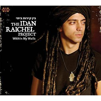 Idan Raichel projekt - inden for min vægge [CD] USA import
