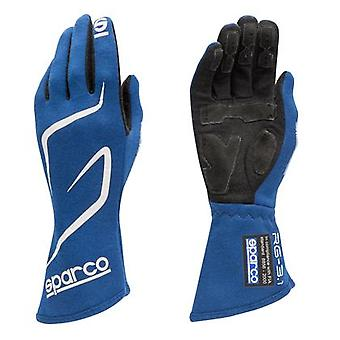 Sparco Racewear - Competition Gloves - Land RG3 00130808NR Black 8 Fits:UNIVERS