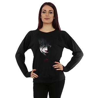 It Women's Pennywise Stare Sweatshirt