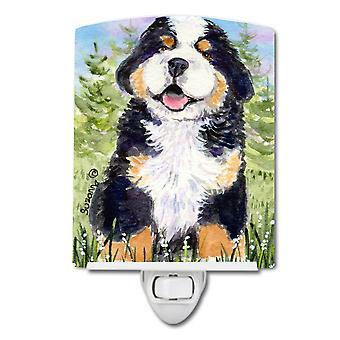 Carolines Treasures  SS8750CNL Bernese Mountain Dog Ceramic Night Light