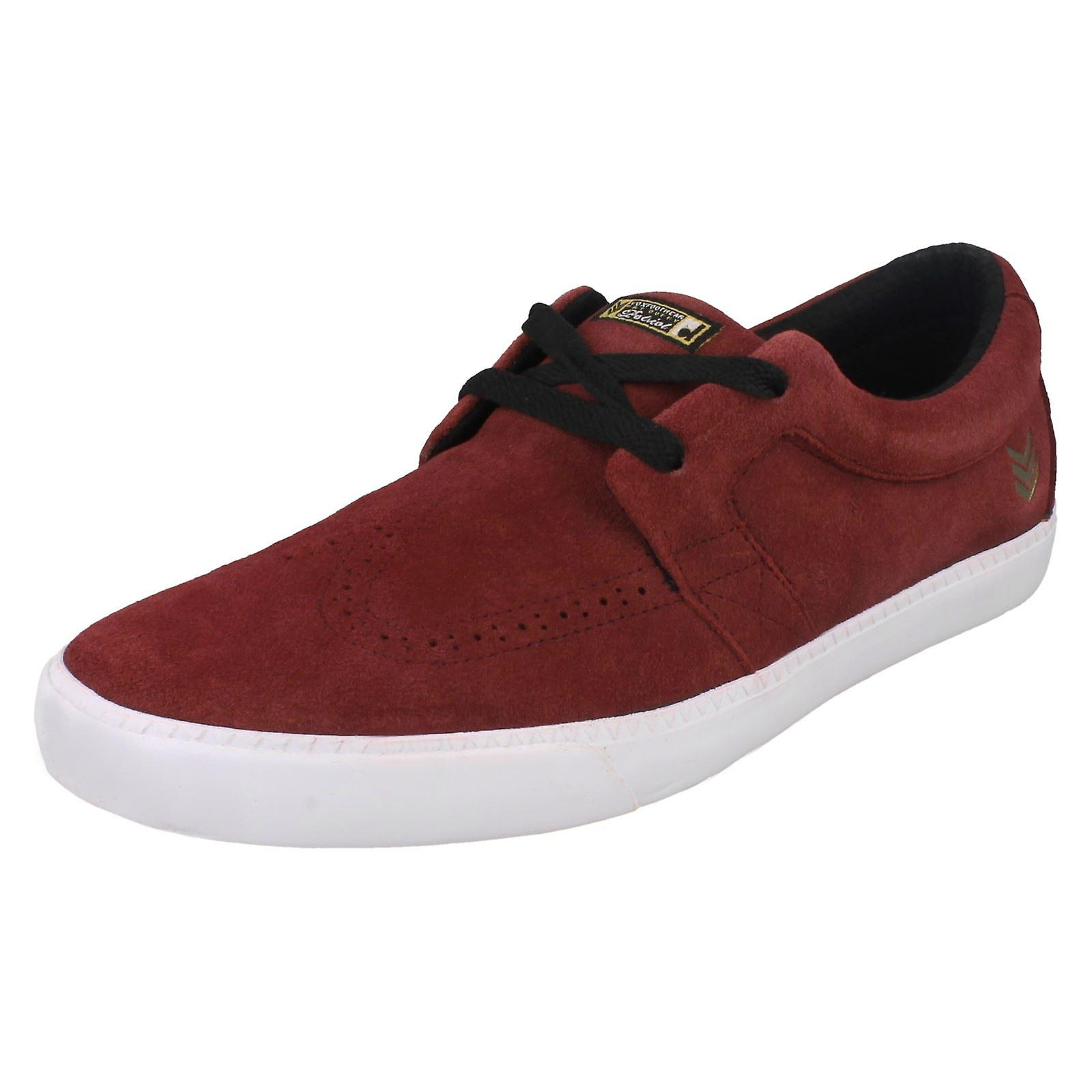 Vox Mens Casual Patriot Inc Footwear Trainers OPPBwd