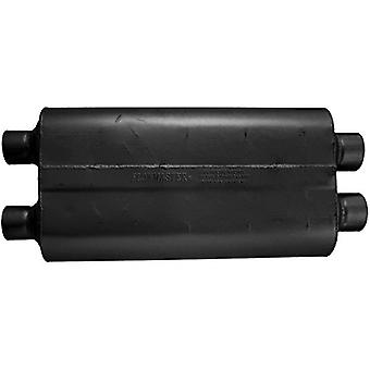 Flowmaster 530504 50 Big Block Muffler - 3.00 Dual IN / 2.50 Dual OUT - Mild Sound
