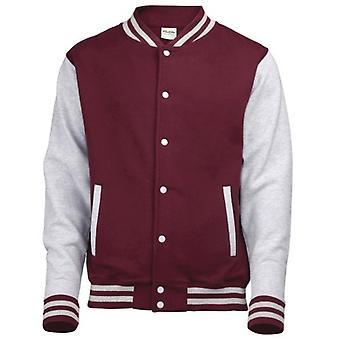 Awdis Unisex Varsity jakke