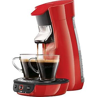SENSEO® Viva Café HD7829/80 Pod coffee machine Red