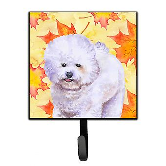 Carolines Treasures  BB9909SH4 Bichon Frise Fall Leash or Key Holder