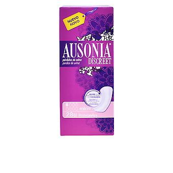 Ausonia Discreet Compresas Incontinencia Micro 28 Units Womens New