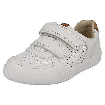 Boys Clarks Casual Shoes Mini Ezra