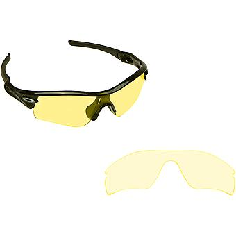 Best SEEK Replacement Lenses for Oakley RADARLOCK PATH Hi Intensity Yellow