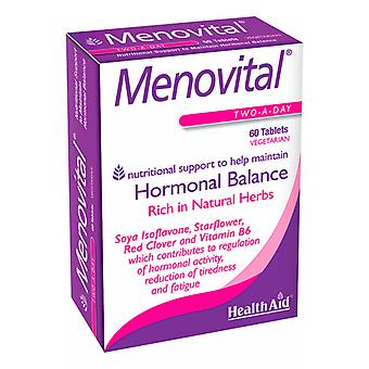 Health Aid Menovital Tablets