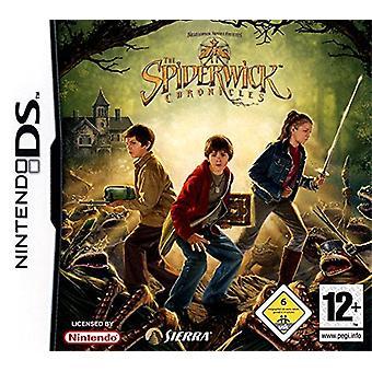 Spiderwick Chronicles (Nintendo DS)