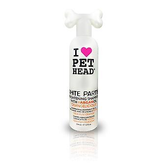 Haustier Kopf weiß Party Aufhellung 354ml Hundeshampoo